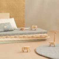 Matelas de sol St Barth Gatsby - Antique Green