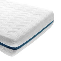 Matelas Evolution Latex déhoussable 90x200x17
