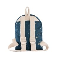Mini sac à dos Too Cool Gold Stella - Bleu nuit