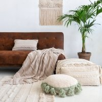 Pouf Air - Naturel