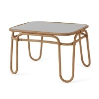 Table enfant en rotin Rainbow