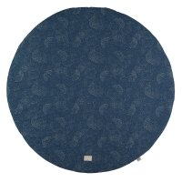 Tapis de jeux Full Moon bubble Elements - Bleu marine