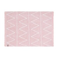 Tapis Hippy - Rose pastel