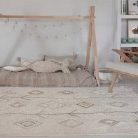 Tapis Kaarol - Naturel