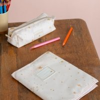 Trousse Too Cool Gold Stella - Rose pâle