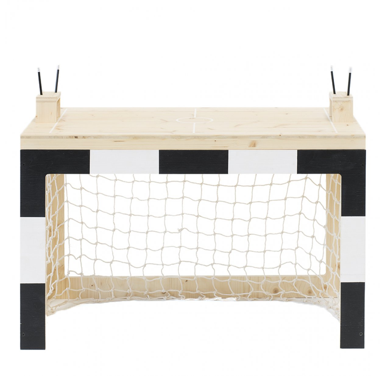 Bureau Cage de foot Jan - Noir