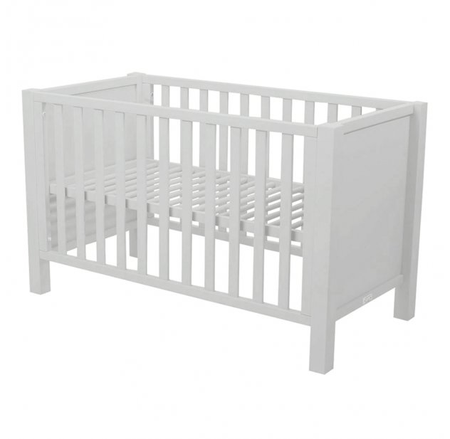 Lit Bebe Evolutif Joy 70 X 140 Nebbia Quax Pour Chambre Enfant