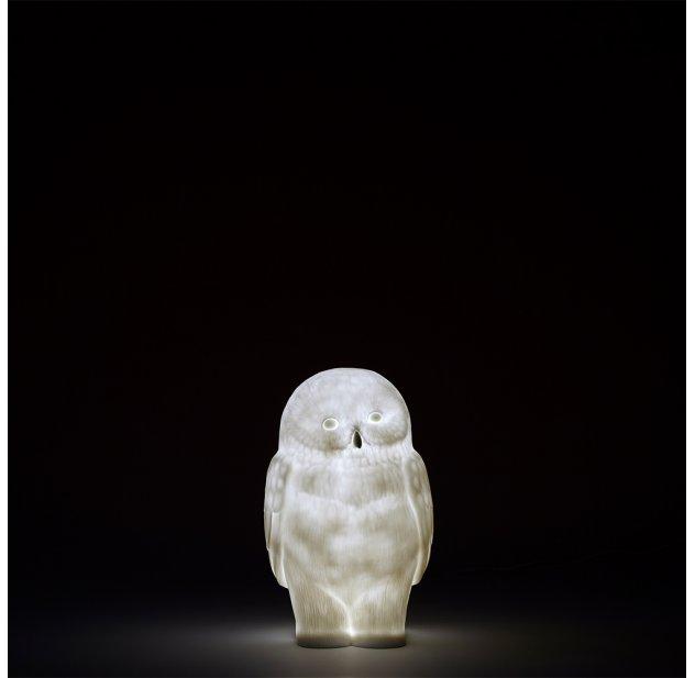 Chouette Chouette Akira Lampe Lampe Akira Chouette Akira Lampe Blanc Rechargeable Rechargeable Blanc xerCBdo
