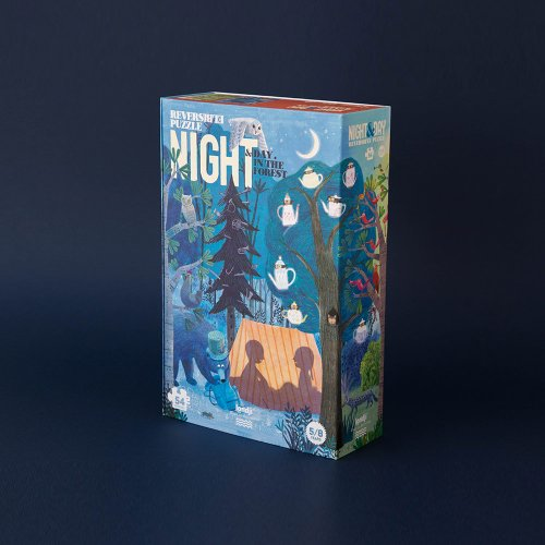 Puzzle réversible Night & Day