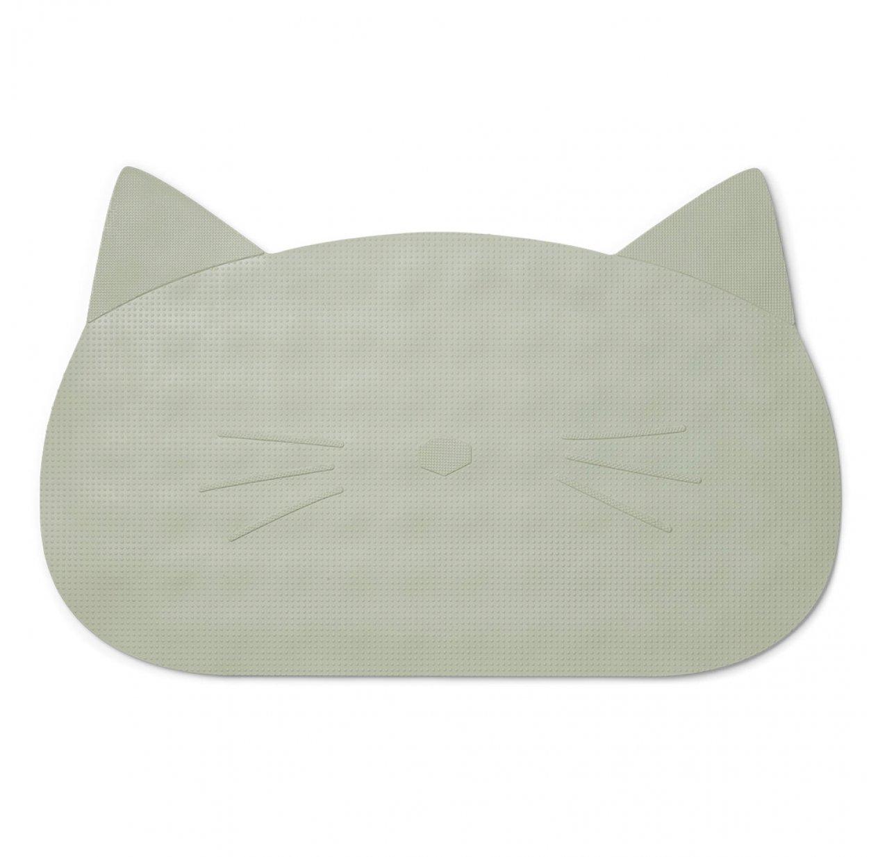 tapis de bain chat mint liewood pour chambre enfant les enfants du design. Black Bedroom Furniture Sets. Home Design Ideas