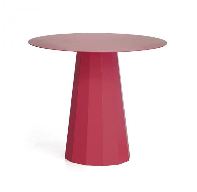 Table Ankara Lounge M - Rose fuchsia