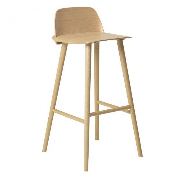 chaise de bar muuto