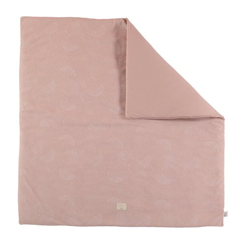 Tapis Colorado bubble Elements pour tipis - Vieux rose