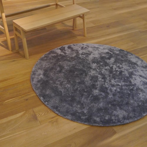 tapis rond poils courts anthracite pilepoil pour chambre enfant les enfants du design. Black Bedroom Furniture Sets. Home Design Ideas