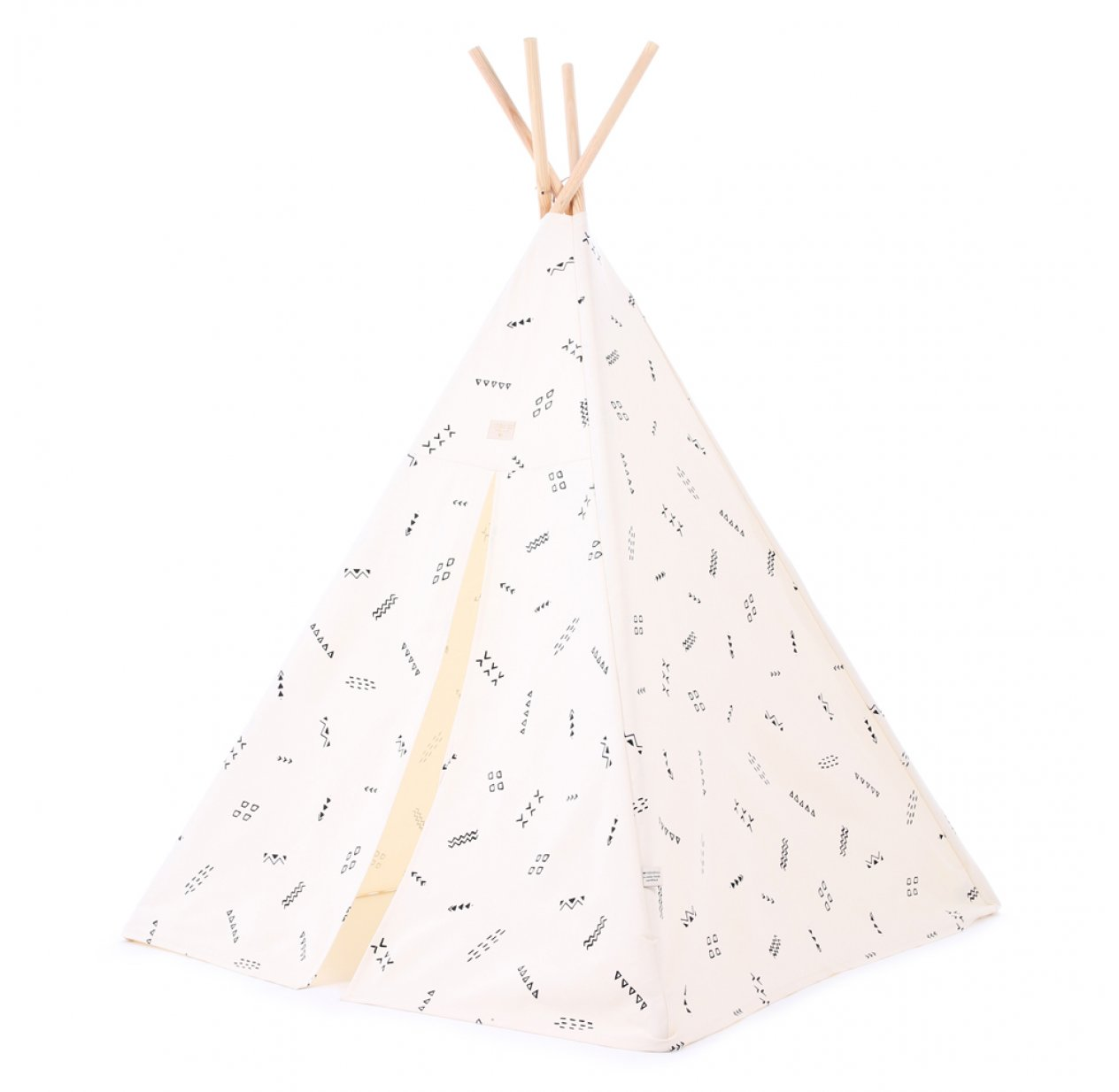Tipi enfant Phoenix secrets Elements - Ecru