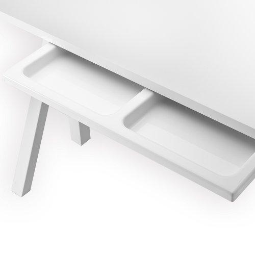 tiroir pour plateau bureau blanc string pour chambre. Black Bedroom Furniture Sets. Home Design Ideas