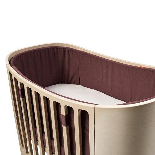 Tour de lit bébé pour lit évolutif Leander - Prune Leander pour ...