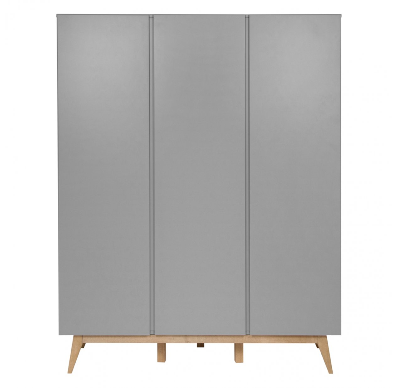 Armoire 3 portes Trendy - Griffin grey
