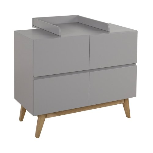Extension plan à langer pour commode Trendy - Griffin grey
