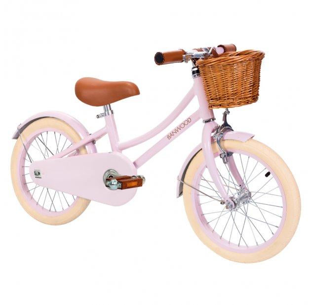 Vélo évolutif vintage - Rose Banwood pour chambre enfant - Les ...