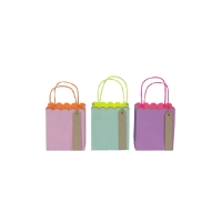 3 sacs Pastel Fluo - Small