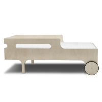 Lit junior R Toddler Bed - Naturel