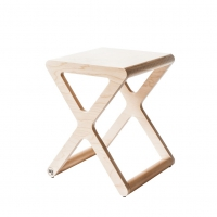 Tabouret X Stool - Naturel