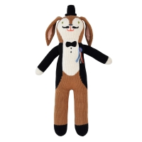 Doudou Balthazar le lapin - medium
