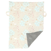 Tapis de jeux Swan Dream Oatmeal /Fairy Circles Grey