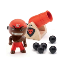 Pirate Djambo & Big Boom - Arty Toys