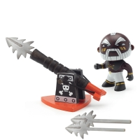 Pirate Marcus & Ze Harpon - Arty Toys