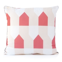 Coussin Grand Octave - Corail