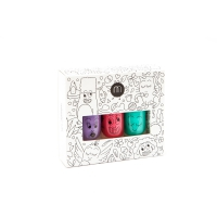 Coffret de 3 vernis Jungle