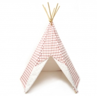 Tipi Arizona Losanges - Rose