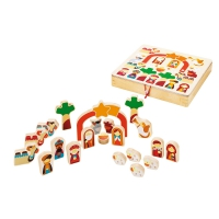 Play puzzle Noël