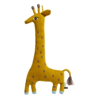 Doudou Noah la girafe - Curry