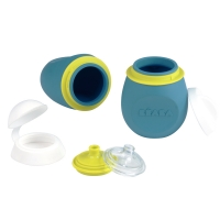 Lot Babysqueez' et Squeez'portion - Bleu
