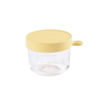Portion en verre 150 ml - Jaune