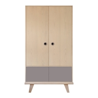Armoire Zen - Taupe