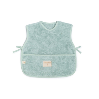 Bavoir Tablier So Cute - Vert celadon
