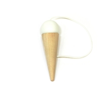 Bilboquet Ice Cream Elements - Blanc