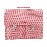 Cartable Chine - Rose