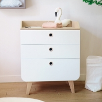 Commode Zen - Taupe