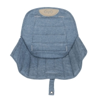 Coussin d'assise Ovo - Jean