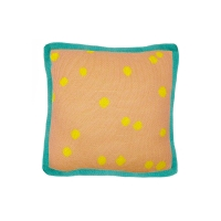 Coussin tricot Ice Cream