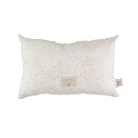 Coussin enfant Laurel bubble Elements - Blanc