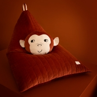 Coussin Singe