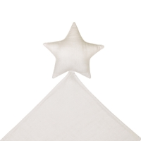 Doudou étoile Lovely Star - Naturel