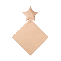 Doudou étoile Lovely Star pale peach - Pêche