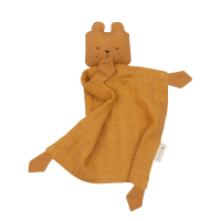 Doudou Ours - Ocre